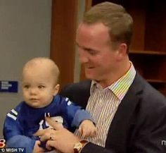 Marshall Manning and his Daddy