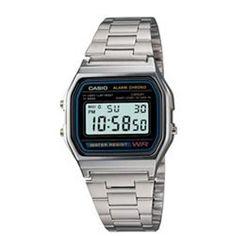 [Walmart] Relógio Masculino Cassio A158WA-1DF, clássico - R$99,90 + Frete