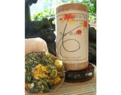Be Well Tea ~Nourishing, supportive, tonic~  (Loose tea, 2oz , makes 20 servings!)  Caffeine Free!  Enjoy this tea hot or iced This tea is formulated to provide natural herbal support to the immune system, and help see you through moments of less than perfect health on to greater well being! Be Well through all seasons with this tea!
