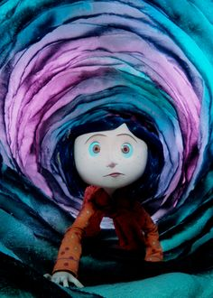 Coralline viewing at the Barbican with QA after with Neil Gaiman £4  Coraline 3D (PG) + QA with Neil Gaiman 11am 5 July 2014 / 11:00 Cinema 2