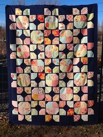 Tanya Quilts in CO: Quilt Alongs 2015 ~ I'm seeing flowers!