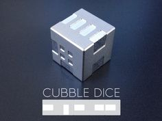 Awesome D6 Metal Dice