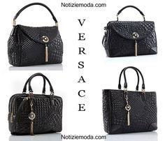 Bags Versace primavera estate 2015 donna
