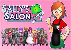 Sallys Salon (iPhone game) things-i-love