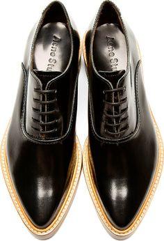 Acne Studios Shoes Best Deal Chaussure Chic, Styliste, Escarpins, Soulier,  Bottines, c1f8a55f846