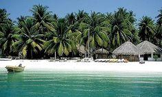 Bangaram Island ... Lakshadweep islands off the coast of southern India
