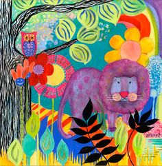 Dandy Lion. I LOVE this! must buy!!