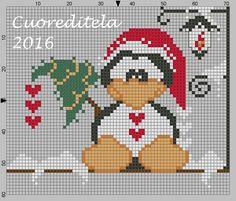 Un disegno free in tempo per Natale. Il pinguillo Lucillo è un po' desolato perchè non sa dove piazzare il suo alberello di Natale. Magari g...