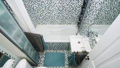 11 Έξυπνες Ιδέες για να Ανανεώσετε το Μικρό σας Μπάνιο