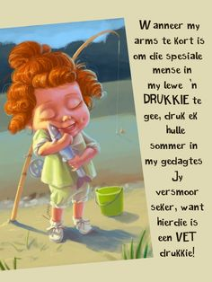 Goeie More, Afrikaans Quotes, Need A Hug, Good Morning Quotes, Getting To Know, Family Guy, Words, Funny, Cute