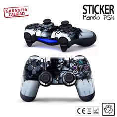 Playstation, Sony, Ps4 Controller, Xbox One, Console, Stickers, Cases, Vinyls, Display