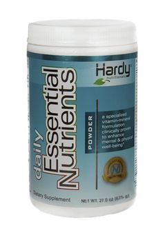 Daily Essential Nutrients Shake Powder