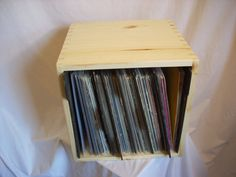 50 Best Lp Record Storage Crates Images Record Crate