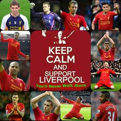 YNWA You'll Never Walk Alone, Walking Alone, Liverpool Fc, Calm, Movie Posters, Movies, 2016 Movies, Film Poster, Films