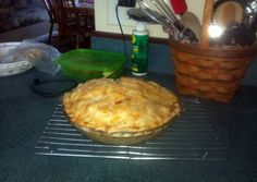 Double Pie Crust Flaky and very good Recipe -  How are you today? How about making Double Pie Crust Flaky and very good?