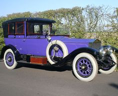 1914 Rolls Royce Double Cabriolet by Barker - Rolls-Royce Motor Cars, Goodwood, UK 1904-present)