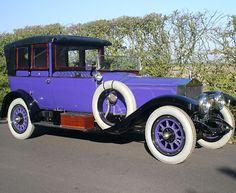 1914 Rolls Royce Double Cabriolet by Barker - Rolls-Royce Motor Cars, Goodwood, UK 1904-present)