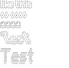 7 Best Keyboard Symbol Art Images Keyboard Symbols Ascii Art Text Art