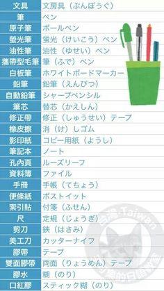 Japanese Japanese Phrases, Japanese Words, Japanese Animals, Study Japanese, Japanese Language, Nihon, Vocabulary, Education, Learning