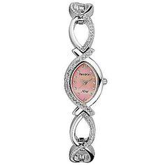 Armitron® Now™ Women's Pink Watch - jcpenney--CUTE!!!!