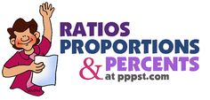 ratio & proportion activities and math games and sites! need to revisit! Awesome