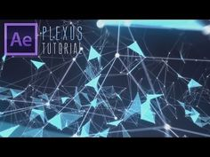 Sexy Plexus Intro | After Effects CC Tutorial - YouTube