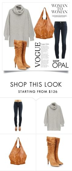 """SHOP - OPAL"" by ladymargaret ❤ liked on Polyvore featuring Level 99, J.J. Winters and Gestuz"