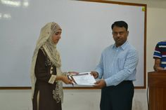 Students taking Certificate