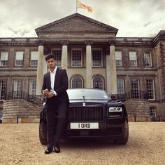Lord Aleem is a 20 year old, British entrepreneur with a huge collection of cars on his drive way. Have a look at what his fleet consists of and how much it is worth..