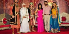 Jodha Akbar is an Indian Television serial of Zee TV which is based on love story of Jalaluddin Muha...