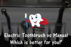 Benefits of Electric Toothbrush Vs Manual: Which is better for you