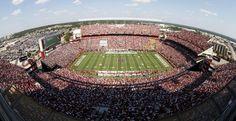 Williams-Brice Stadium - South Carolina Gamecocks