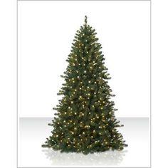 7.5 ft. Fraser Fir Artificial Christmas Tree - Unlit