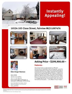 10524 105 Close Street, Fairview, T0H 1L0 MLS L097476
