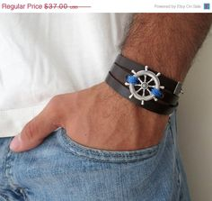 Hey, I found this really awesome Etsy listing at https://www.etsy.com/listing/205924529/on-sale-20-off-mens-bracelet-black