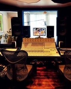 Geejam Hotel  ( Port Antonio, Jamaica )  Gwen Stefani and Drake have recorded at the property's state-of-the-art music studio. #Jetsetter