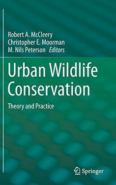 Download free Urban Wildlife Conservation: Theory and Practice (2014-11-11) pdf
