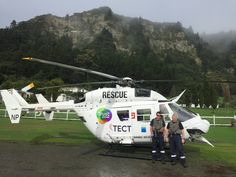 New rescue helicopter lands in Tauranga - NZ Herald
