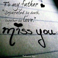 I miss you dad. Today is always one of the toughest days of the year, I lost my Hero, 34 years ago, and not a day goes by that I don't think about him, I love you and miss you. I still feel you in my heart. Miss My Daddy, Rip Daddy, Miss You Dad, Love You Dad, I Miss U, My Father Quotes, Dad Quotes, The Words, Tu Me Manques Papa