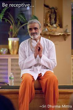 Sri #Dharma Mittra at the Dharma Yoga New York Center