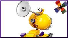 Lego Mixels Trumpsy Speed Build Set 41562
