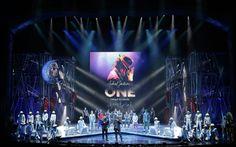 MJ One Cirque Du Soliel Show - Las Vegas