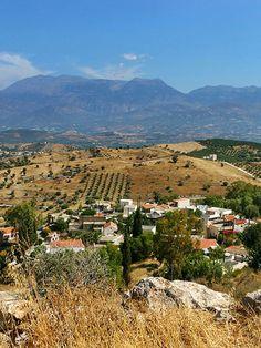 Tipp 1: Kreta – Der Süden: Strände und Paläste, Klöster und Schluchten.  #kreta #crete #iraklio #heraklion #suedküste #griechenland #greece #listaros #mires #phaistos #agiatriada