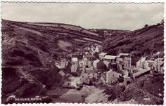 Amazing vintage slideshow of Cornwall