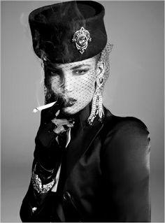 Vogue Italia July 2008 | Sesilee Lopez | Steven Meisel