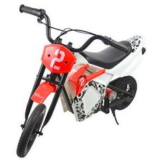 Perfect for bike fanatics! The PeeWee 100 Motor Bike is easy to ride, with instant throttle response and variable speeds putting the rider in constant...