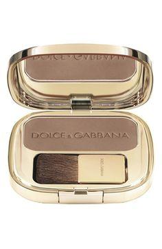 Dolce&Gabbana Beauty Luminous Cheek Color Blush. in Tan 22