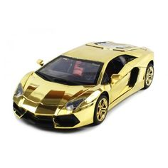 Electric Full Function 1:18 Metal Diecast Lamborghini Aventador RTR RC Car with Opening Hood