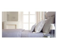 94825db311 Yves Delorme Roma Duvet Cover Egyptian Combed Cotton