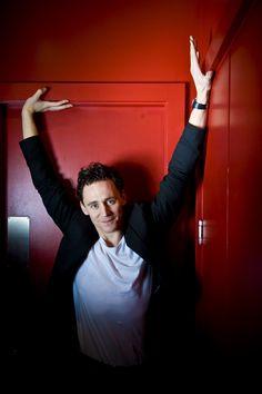 Tom Hiddleston by Francesco Guidicini [HQ]